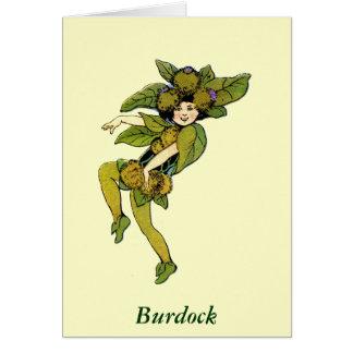 Burdock Card