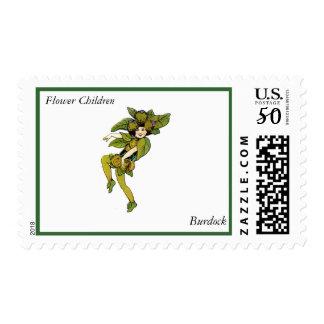 Burdock Postage