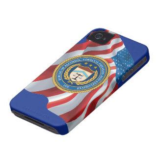 Bureau of Alcohol Tobacco Firearms iPhone 4 Case
