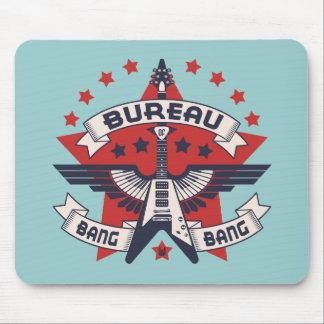 Bureau of Bang Bang Mouse Pad