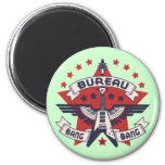 Bureau of Bang Bang Refrigerator Magnet