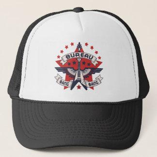 Bureau of Bang Bang Trucker Hat