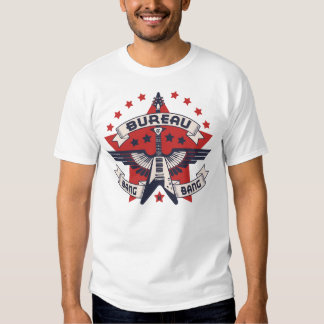 Bureau of Bang Bang Tshirts