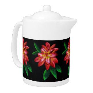 Burette Teapot