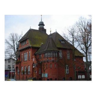 Burg Alemania - Rathaus Tarjetas Postales