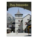 Burg Hohenwerfen Felicitacion