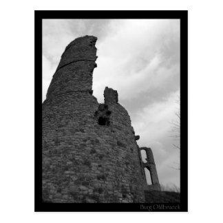 Burg Ohlbrueck Postcard