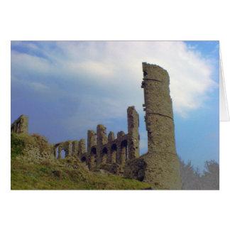 Burg Ohlbrueck Tarjeta De Felicitación