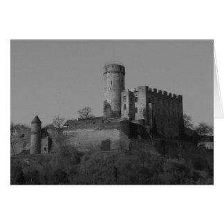 Burg Pyrmont Card