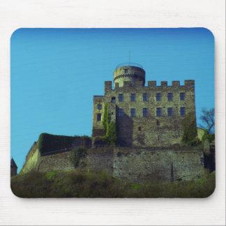Burg Pyrmont, German Castle Souvenirs Mouse Pad