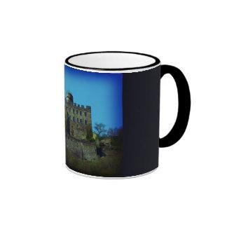 Burg Pyrmont, German Castle Souvenirs Ringer Mug