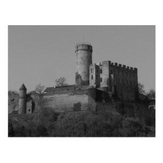 Burg Pyrmont Postcard
