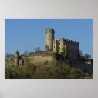 Burg Pyrmont Póster