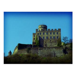 Burg Pyrmont, recuerdos alemanes del castillo Tarjetas Postales