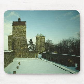 Burg Stolpen, built c.1100 Mouse Pad
