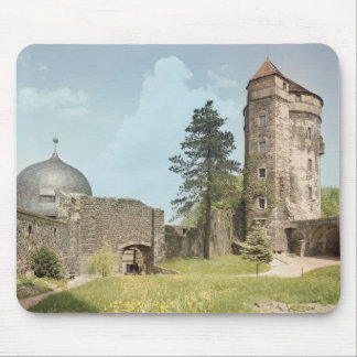 Burg Stolpen, Cosel Tower Mouse Pad