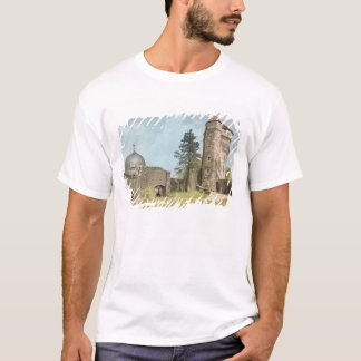 Burg Stolpen, Cosel Tower T-Shirt