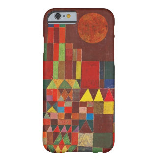 Burg und Sonne Barely There iPhone 6 Case