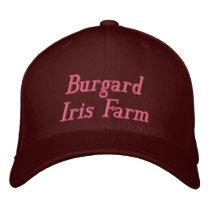 Burgard Iris Farm Hat