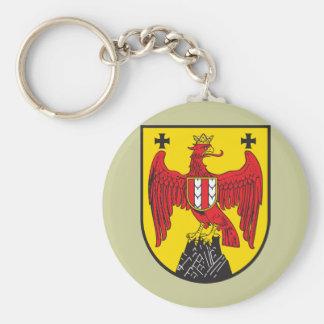 Burgenland, Austria Keychain