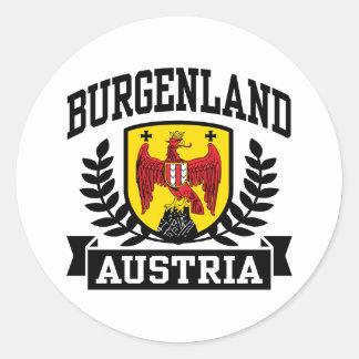 Burgenland Austria Sticker
