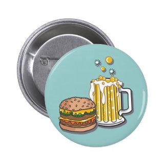 Burger and a Brew Pin