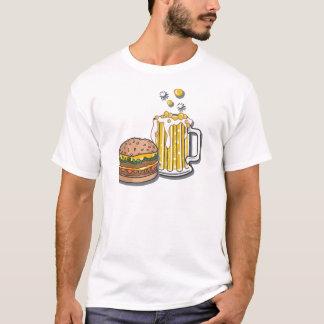 Burger and a Brew T-Shirt
