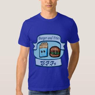 Burger and Fries BFFs  clothes Tee Shirt