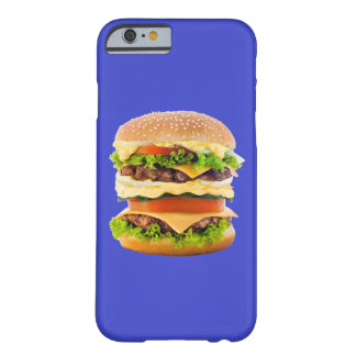 Burger Barely There iPhone 6 Case