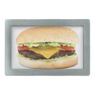 burger belt buckle