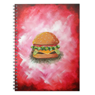 Burger Burger Notebook