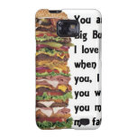 Burger Collection Galaxy S2 Cover