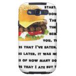 Burger Collection Galaxy S3 Case
