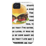 Burger Collection iPhone 4 Case-Mate Cases