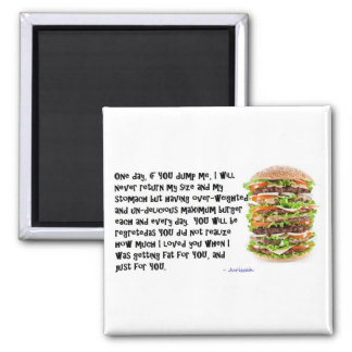 Burger Collection Magnet