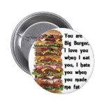 Burger Collection Pin