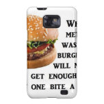 Burger Collection Samsung Galaxy S2 Covers