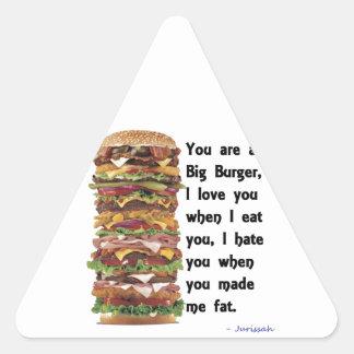 Burger Collection Sticker