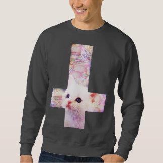 Burger Cross Sweatshirt