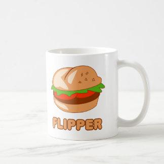 Burger Flipper Coffee Mug