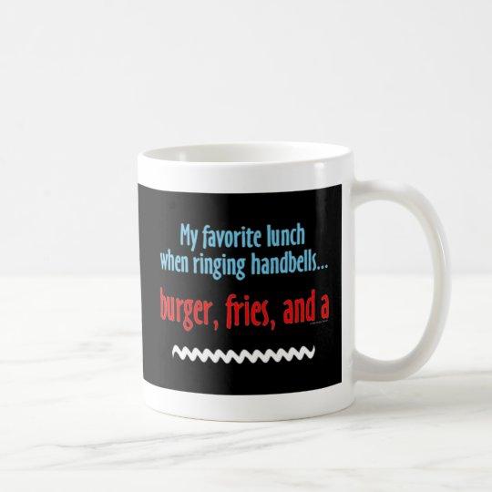 Burger, Fries and a Shake Coffee Mug