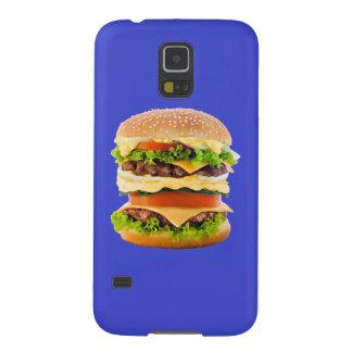 Burger Galaxy S5 Case