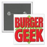 Burger Geek v2 Pins