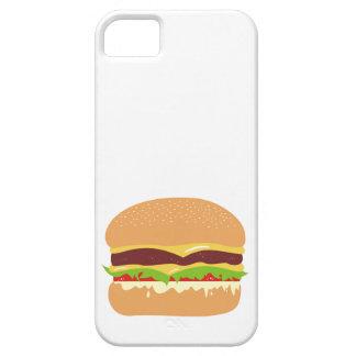 burger iPhone SE/5/5s case