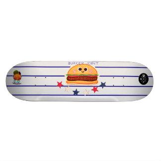 burger joint skateboard deck