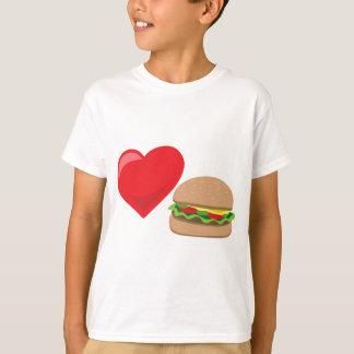 Burger Love!  Customizable: T-Shirt