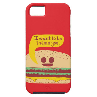 Burger Love iPhone SE/5/5s Case