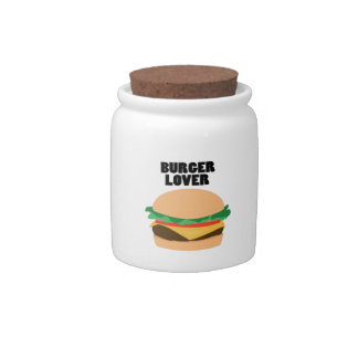 Burger Lover Candy Dish
