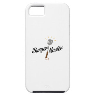 Burger Master iPhone 5 Cover