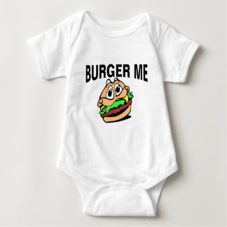 Burger Me Baby Bodysuit